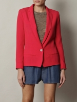 Robins red blazer at Matches