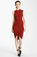 Robin's red dress at Nordstrom at Nordstrom