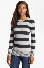 Robin's striped sweater at Nordstrom at Nordstrom