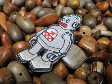 Robot Patch at Kleins