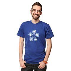 Rock Paper Scissors Lizard Spock Shirt at Think Geek
