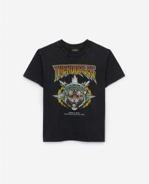 Rock Style T-Shirt  at The Kooples
