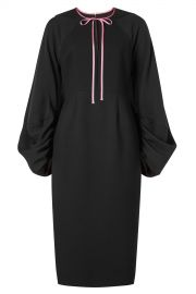 Roksanda - Atlen Dress with Draped Sleeves at Stylebop