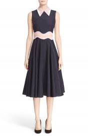Roksanda   x27 Varga  x27  Sleeveless Midi Dress at Nordstrom