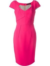 Roland Mouret   39 Casson  39  Dress at Farfetch
