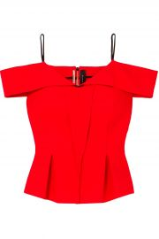 Roland Mouret Stotford Top at The Outnet