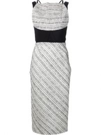 Roland Mouret and39quebecand39 Dress - at Farfetch