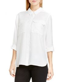 Roll Sleeve Utility Shirt at Bloomingdales