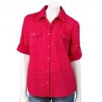 Roll sleeve shirt at Kohls