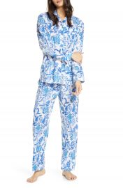 Roller Rabbit Amanda Floral Print Pajamas   Nordstrom at Nordstrom