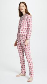Roller Rabbit Monkey PJ Set at Shopbop
