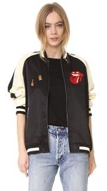 Rolling Stones Bomber Jacket at Shopbop