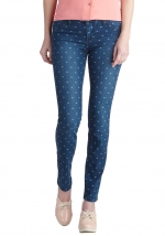Romantic at Heart Jeans at ModCloth