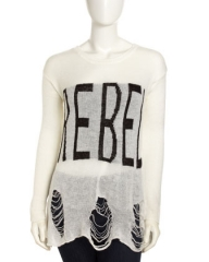 Romeo and Juliet Couture Rebel Sweater at Last Call