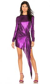 Ronny Kobo Hadassah Dress in Fuchsia from Revolve com at Revolve