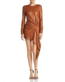 Ronny Kobo Haddasah Asymmetric Mini Dress Women - Bloomingdale s at Bloomingdales