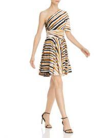 Ronny Kobo Karida One-Shoulder Striped Dress Women - Bloomingdale s at Bloomingdales