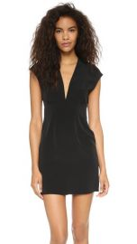 Rory Beca Deep V Mini Dress at Shopbop