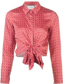 Rosa top at Farfetch