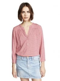 Rosalynn Top by Joie worn by Stephanie Gosk on Today Show at Amazon