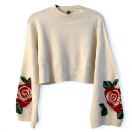 Rose Sweater with Bell Sleeves by H&M at H&M