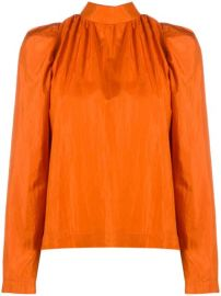 Roseanna funnel-neck Blouse - Farfetch at Farfetch