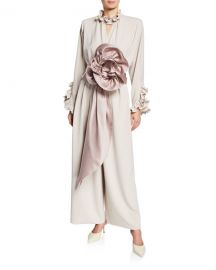 Rosette Crepe Jersey Jumpsuit by Marc Jacobs at Bergdorf Goodman