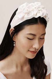 Rosette Headband by Jennifer Behr at Bhldn
