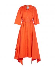 Rosie Assoulin Belted Shirtdress at Yoox