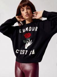 Rosina Sweatshirt at Carbon38