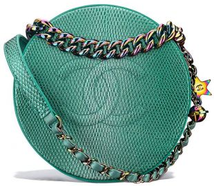 Round as Earth Bag by Chanel at Chanel