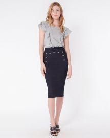 Rowan Skirt at Veronica Beard