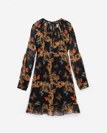Royal Butterfly Dress by The Kooples at The Kooples