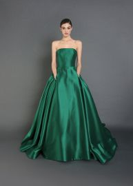 Royce Gown - Pre Fall2017 collection by Randi Rahm at Randi Rahm