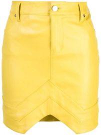 RtA Fitted Mini Skirt  - Farfetch at Farfetch