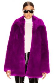 RtA Kate Coat in Magenta   FWRD at Forward