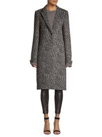 RtA Leopard Coat at Saks Fifth Avenue