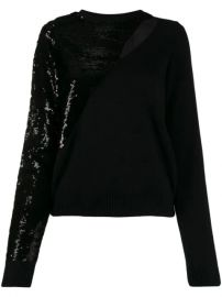 RtA sequin-embellished Jumper - Farfetch at Farfetch