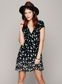 Ruby Tuesday Mini Dress at Free People