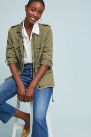 Ruby utility jacket at Anthropologie