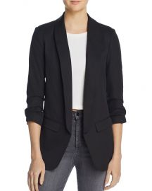 Ruched Sleeve Blazer by Aqua at Bloomingdales