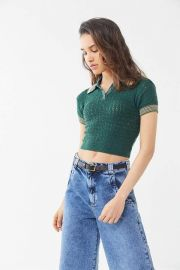 Rue Polo Sweater by Urban Outfitters at Urban Outfitters