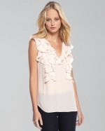 Ruffle top by Rebecca Taylor at Matches
