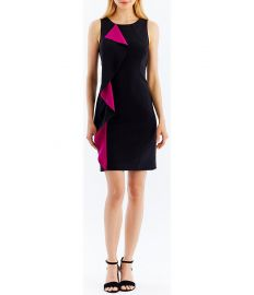 Ruffled Sheath Dress by Nicole Miller at Lord & Taylor