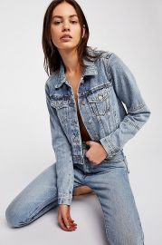 Rumors Denim Jacket by Free People at Free People