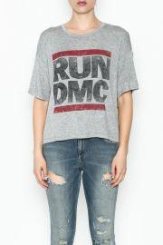 Run DMC Band Tee by DayDreamer at Shoptiques