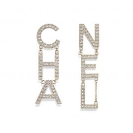 Runway XL Chain Earrings by Chanel at Chanel