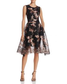 Russia Holiday Fit Flare Dress by Maje at Bloomingdales