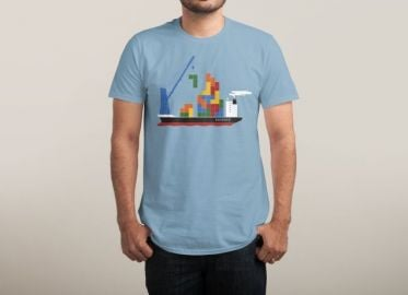 Russian Cargo Tee at Threadless