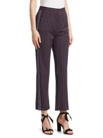 SEE BY CHLOe - PINSTRIPE TROUSERS at Saks Fifth Avenue